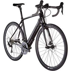 FOCUS Paralane² 9.7 E-Road Bike black